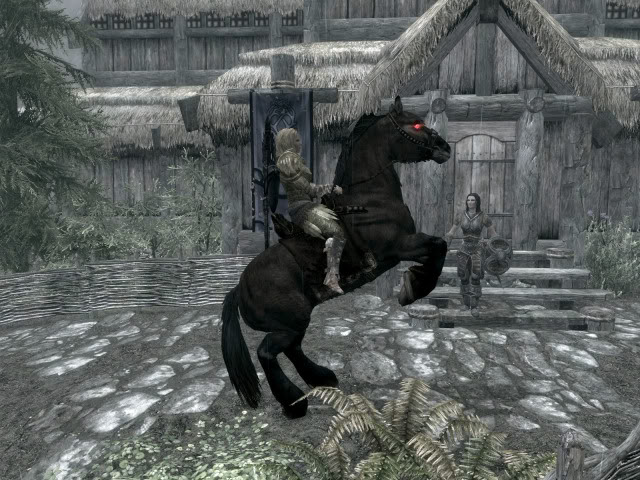 Mounted Combat, Other Fixes Come To Skyrim In Patch 1.6 Today