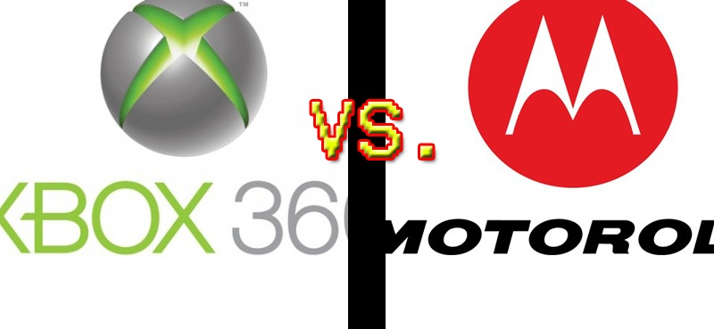 Microsoft Rejects Motorola's Settlement Offer, ITC May Ban 360 In The US