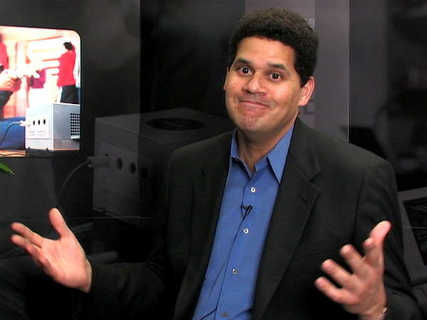 "Reggie Fils-Aime Says Gamers are ""Insatiable""…And He's Right"