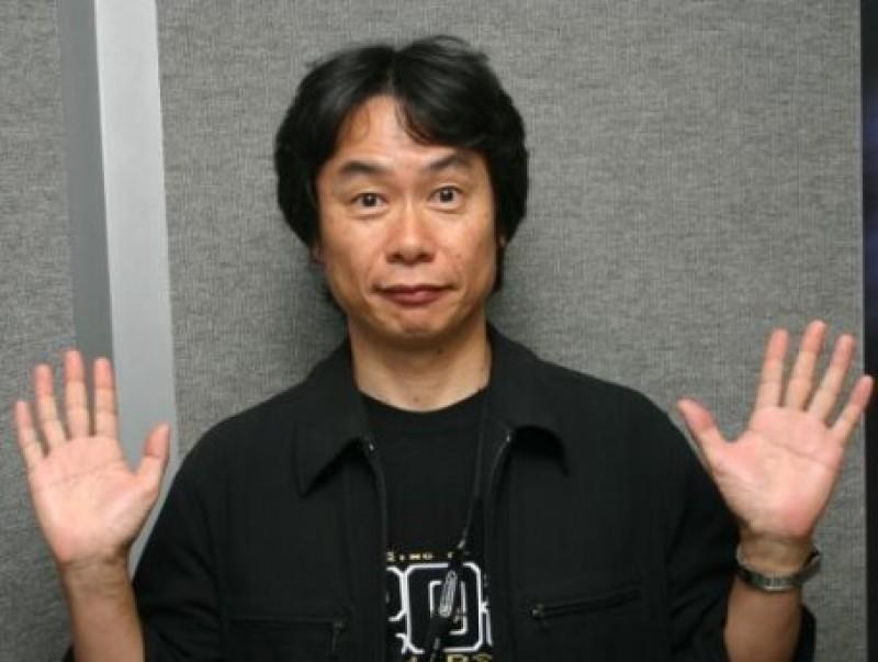 Miyamoto Wants to Make A Shooter