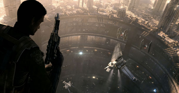 Star Wars 1313 Gameplay Footage Is Amazing