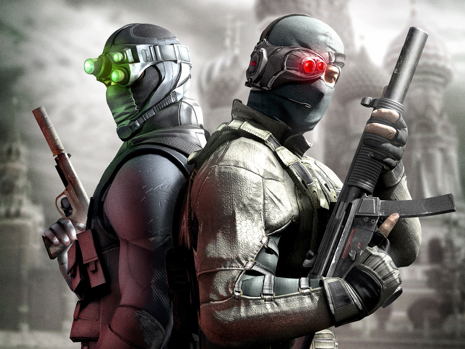 Trailer for Splinter Cell: Black List