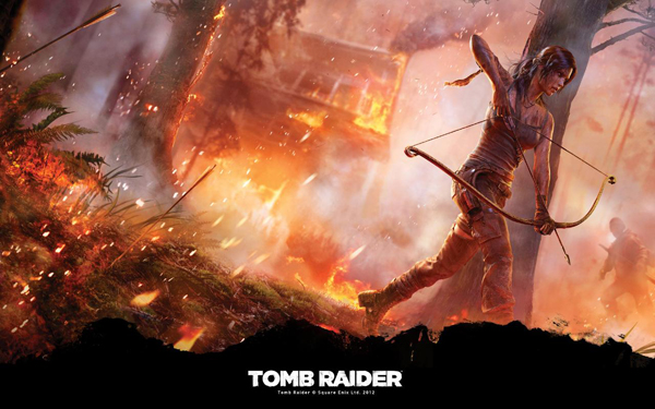 E3 2012: Tomb Raider Eyes-On Preview