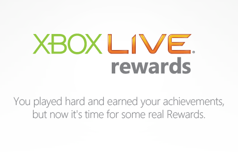 Xbox Live To Start Rewarding you for your Achievements