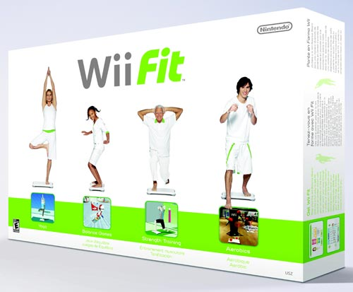 43 Million Wii Fits Sold and Wii Fit U Coming