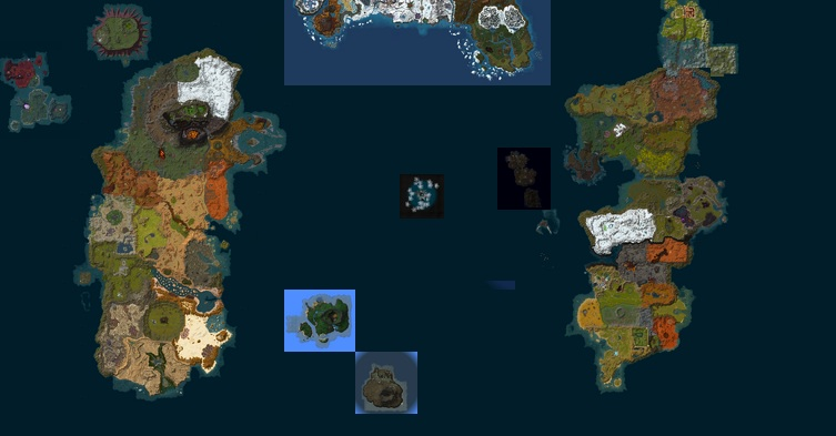 World of Mapcraft Allows You To Visit Azeroth, Google Style