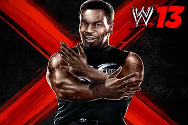 THQ Announces Mike Tyson In WWE '13…And Yes, He's Playable