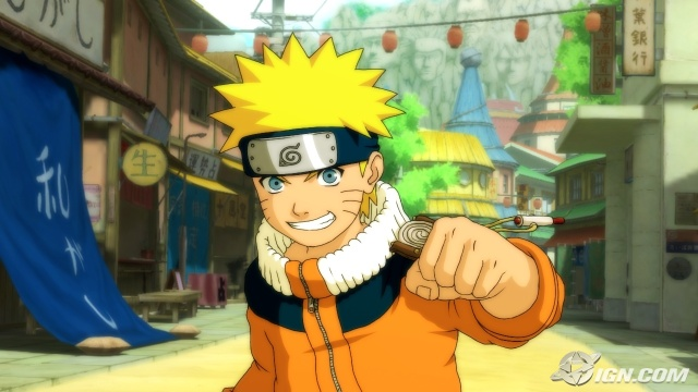 Naruto Shippuden: Ultimate Ninja Storm 3 to have 3D support