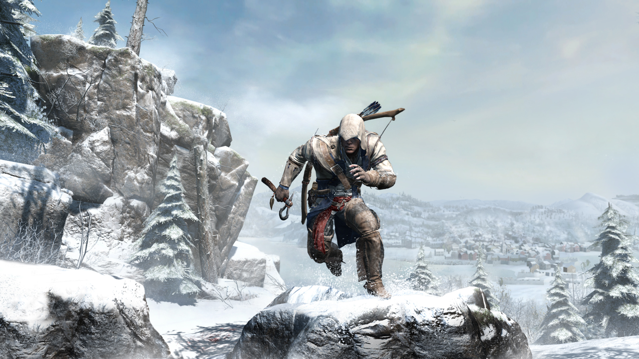 Assassin's Creed III DLC Now Available for Season Pass Holders