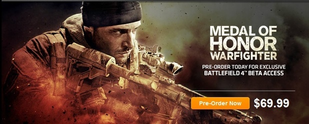 EA Confirms Battlefield 4 With Beta Listing