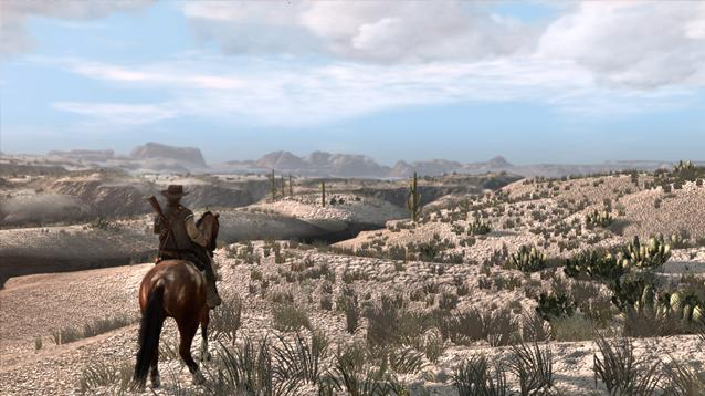 Red Dead Redemption review 4