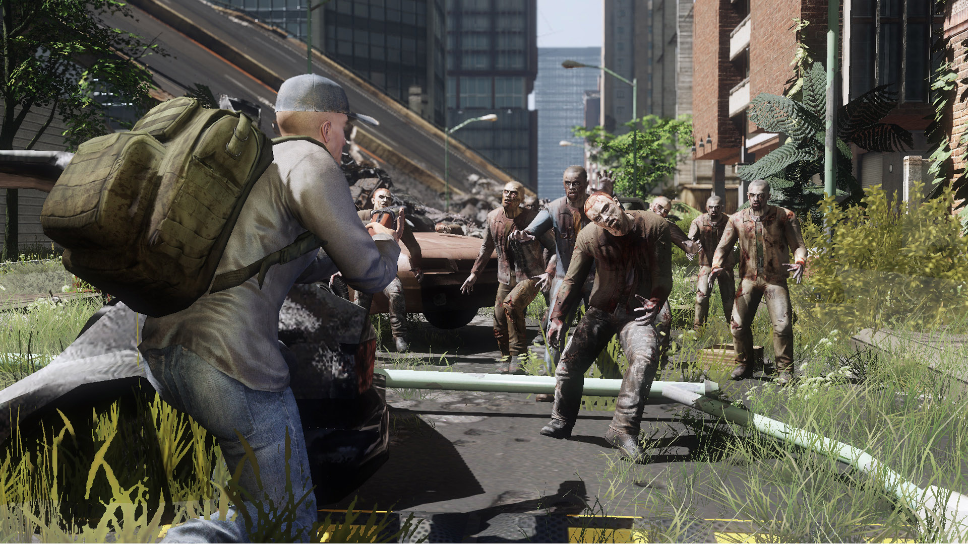 "New Apocalypse MMO ""The War Z"" Announced"