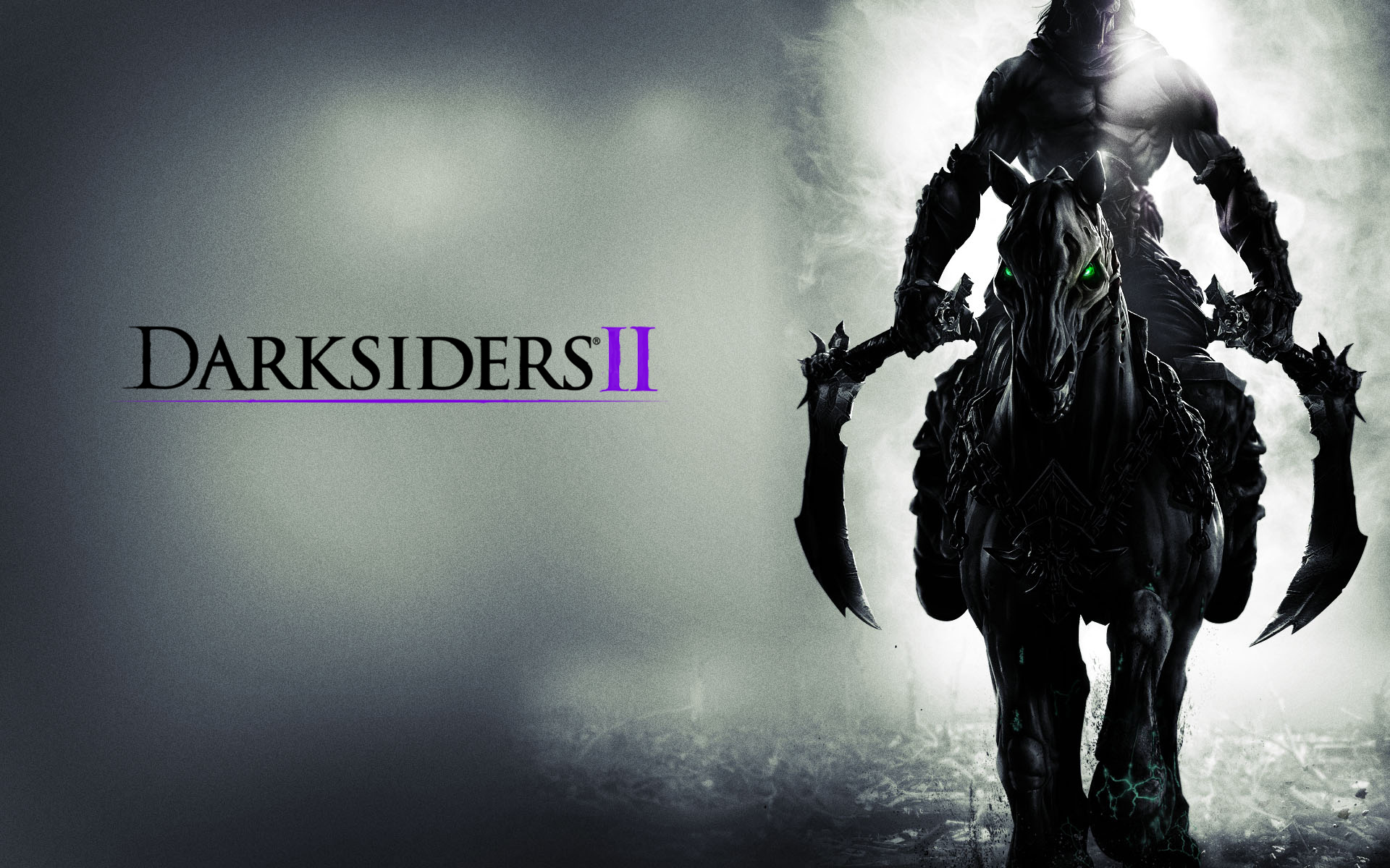 Death Comes For All in the First All-Gameplay Darksiders II Trailer