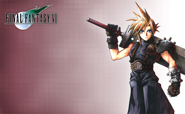 Square-Enix Confirms Final Fantasy VII Re-release for PC