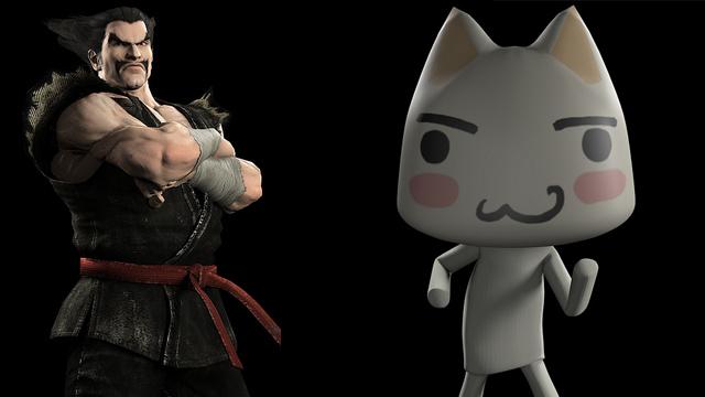 heihachi-and-toro