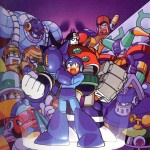 Here's a Huge Picture Depicting Mega Man History