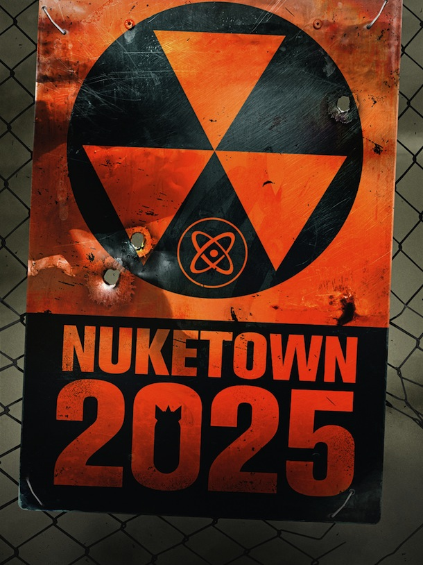 Nuketown 2025 to be Pre-Order Bonus for Black Ops 2