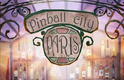 Pinball City Paris