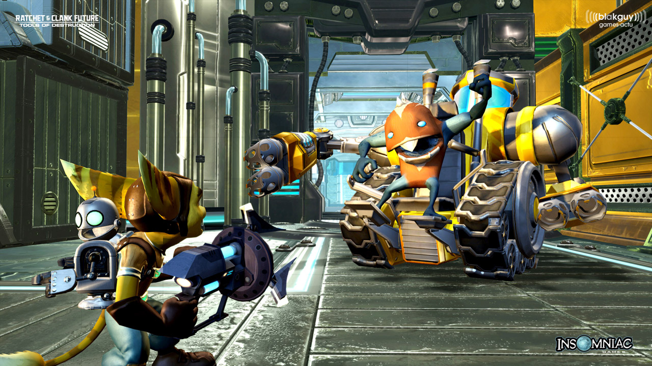 A Brief Reflection: Ratchet and Clank