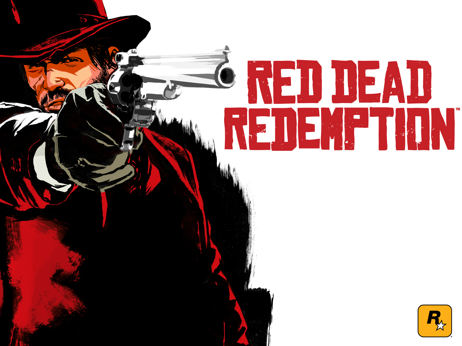 The Great HUDless Experiment Week 2: Red Dead Redemption