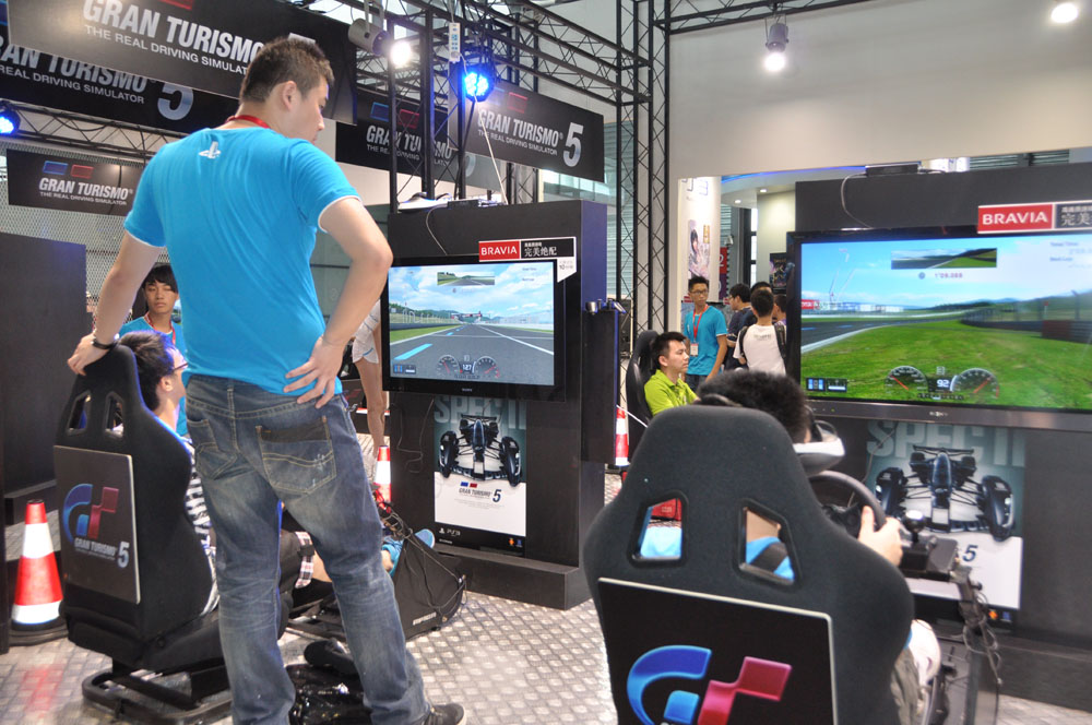 "Gran Turismo 6's ""Framework"" Under Development"