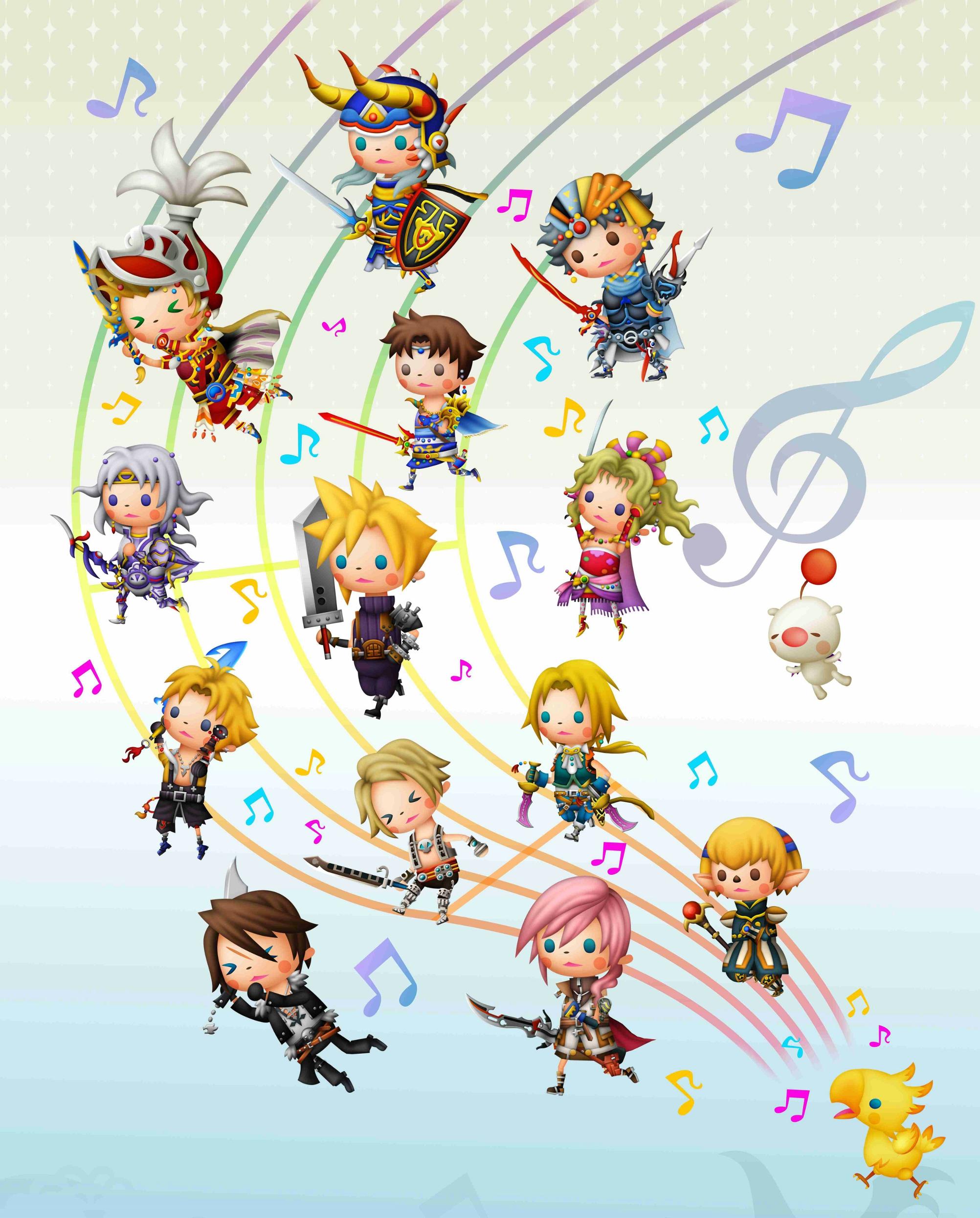 Theatrhythm Final Fantasy Review