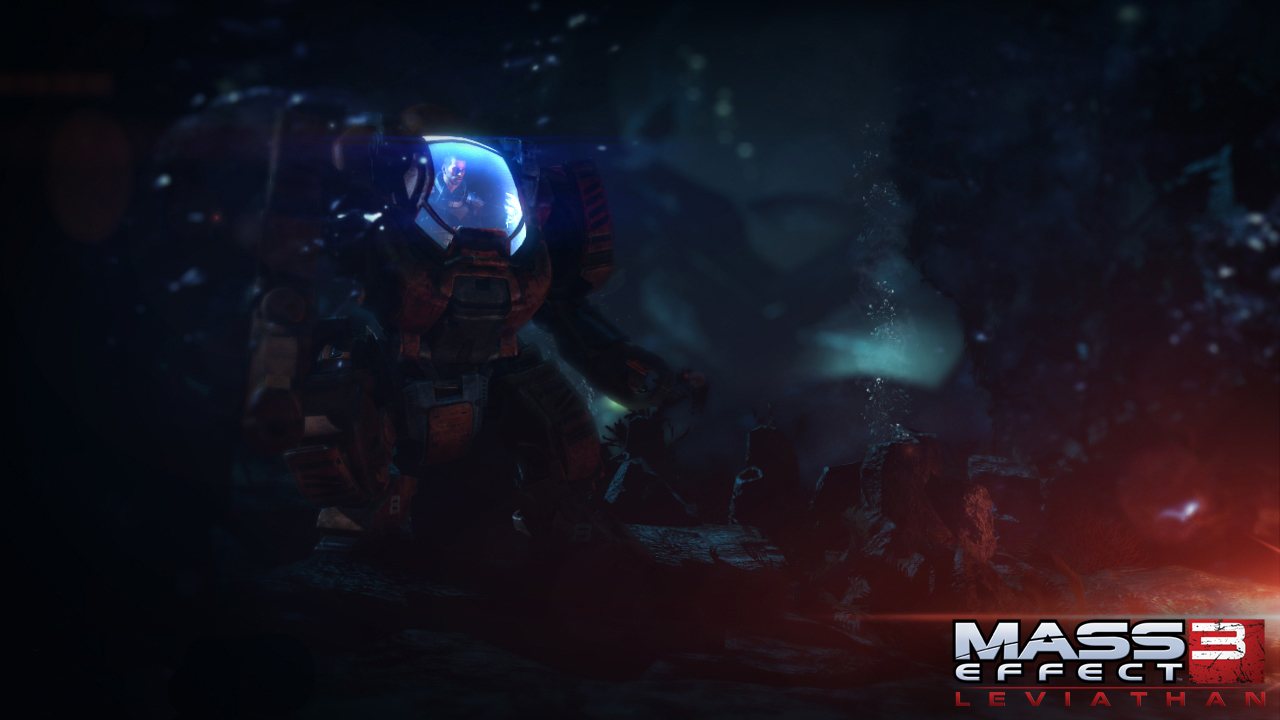 Mass Effect 3: Leviathan – Critical Thoughts