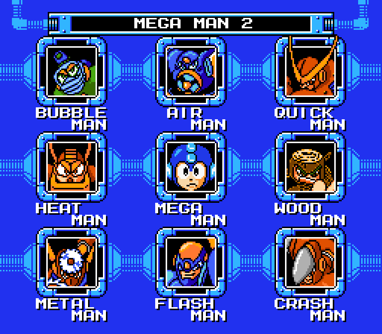 Mega Man 2 Headed to Japanese 3DS eShop