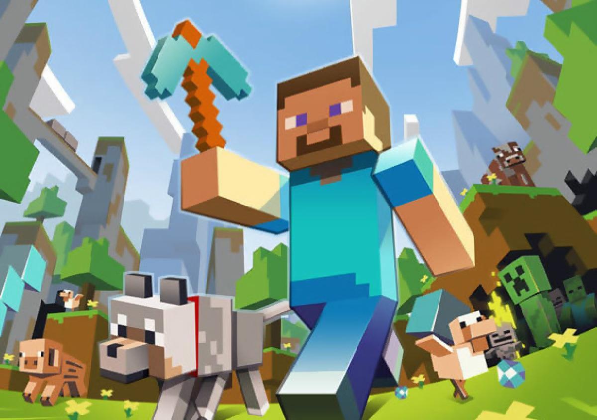 Minecraft-360