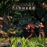 Primal Carnage: Human vs Dinosaur Mayhem!