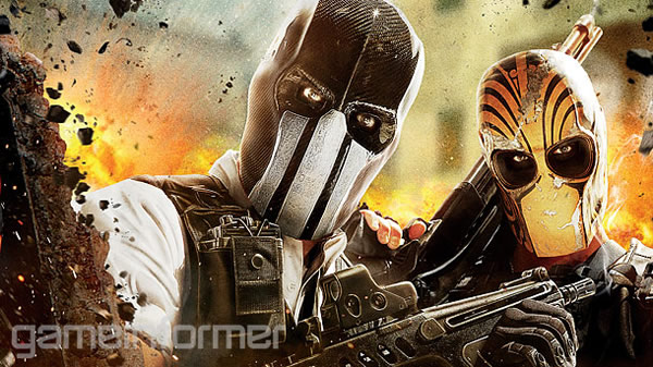 Army of Two: The Devil's Cartel Revealed