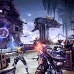 Borderlands 2 downloadable on PSN at launch