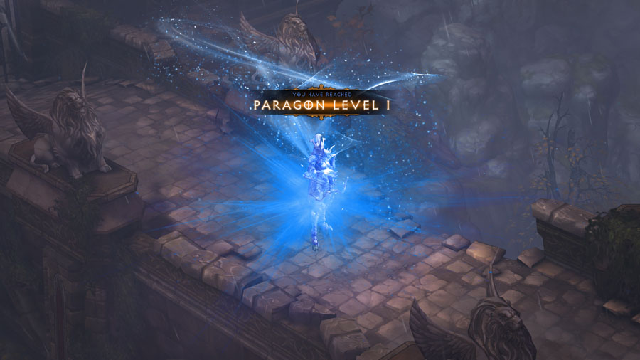 Diablo III Paragon System Adds 100 More Levels To The Game