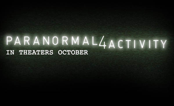 Paranormal Activity 4 Releases on October 19