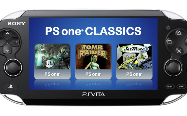 PS One Classics For the Vita Coming This Month