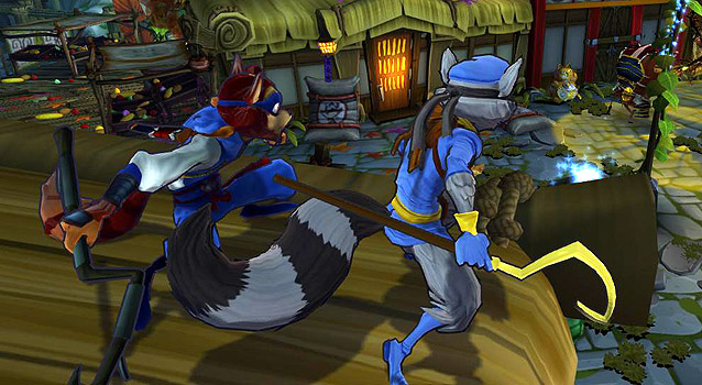 Sly Cooper: Thieves in Time Gets Hit With Delays