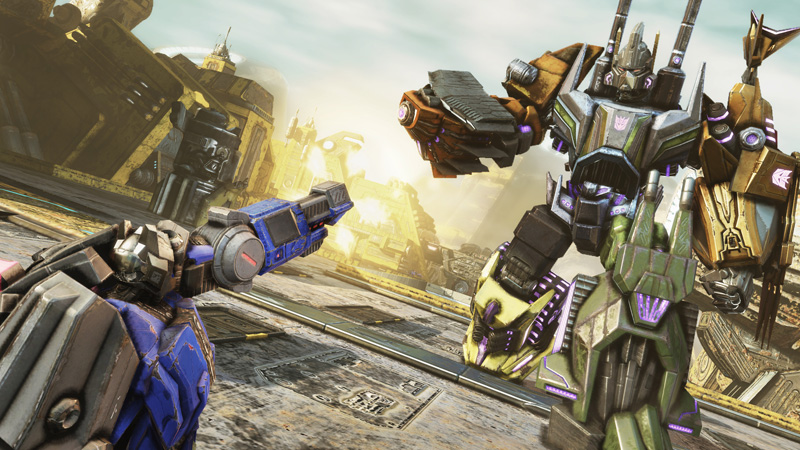 Transformers Fall of Cybertron Demo Impressions Part 2