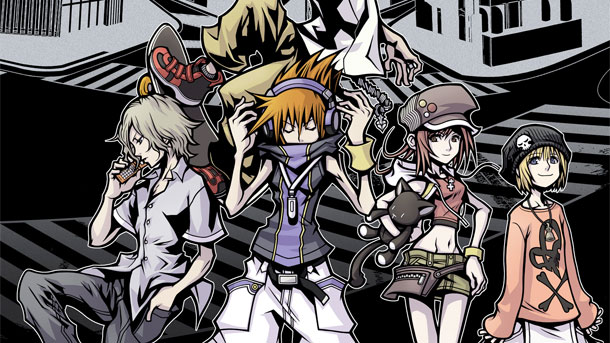 The World Ends With You…In Your Pocket…on IOS Devices