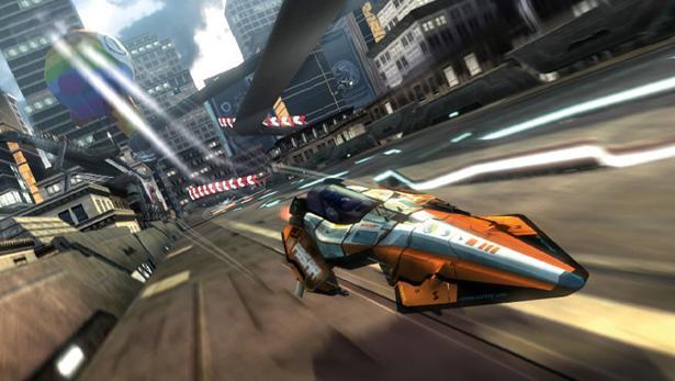 Sony Closes Wipeout Developer: Studio Liverpool