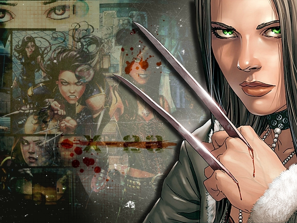X-23 Really Needs Her Own Video Game