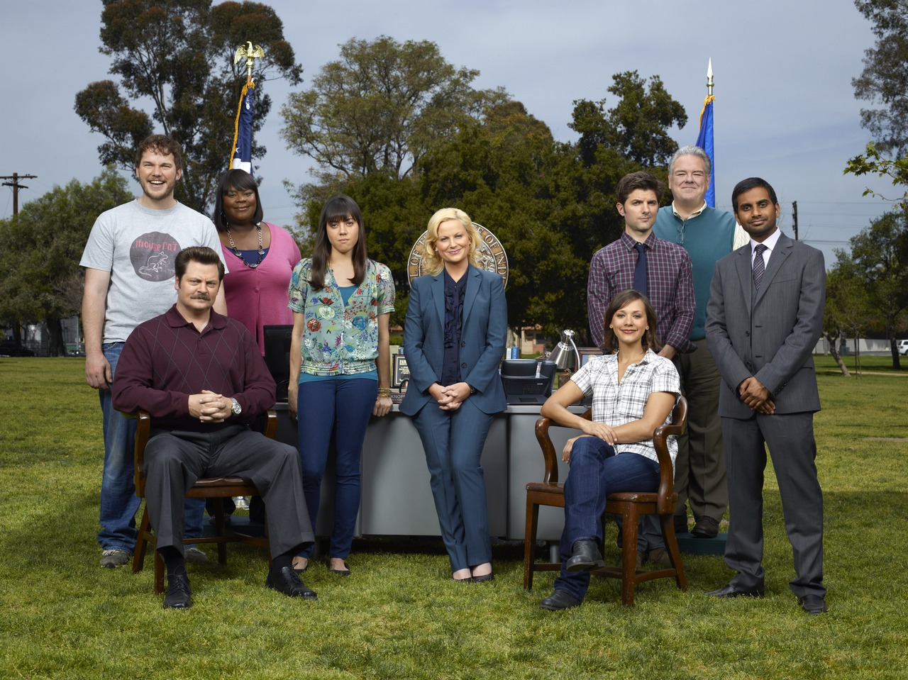 The Top 3 Funniest Moments in Parks and Recreation