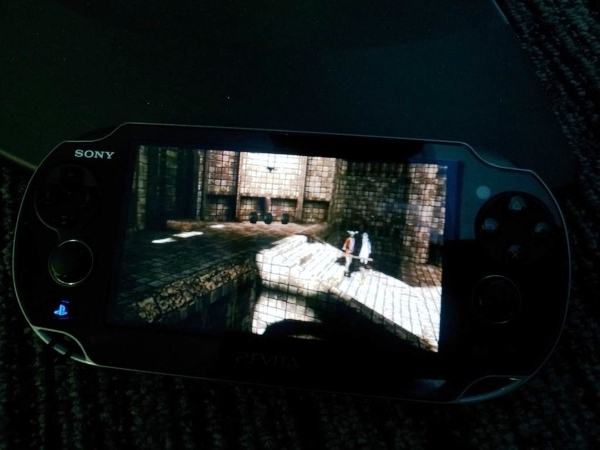 "Sony's ""Almost Ready With A Patch"" For Ico Vita Remote Play"