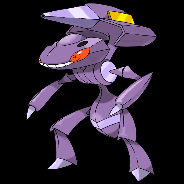 how to catch genesect in pokemon black