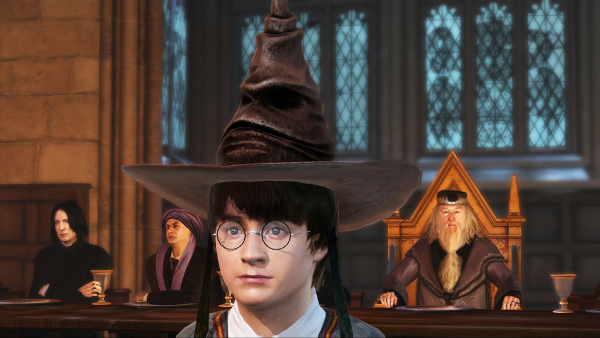 Harry Potter for Kinect demo now available