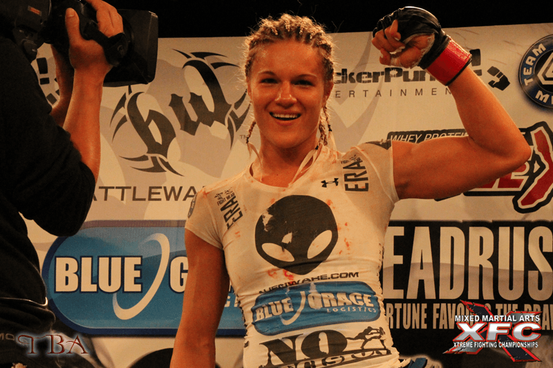 Cammy In Real Life: An Interview With MMA Star and Gaming Fan Felice Herrig