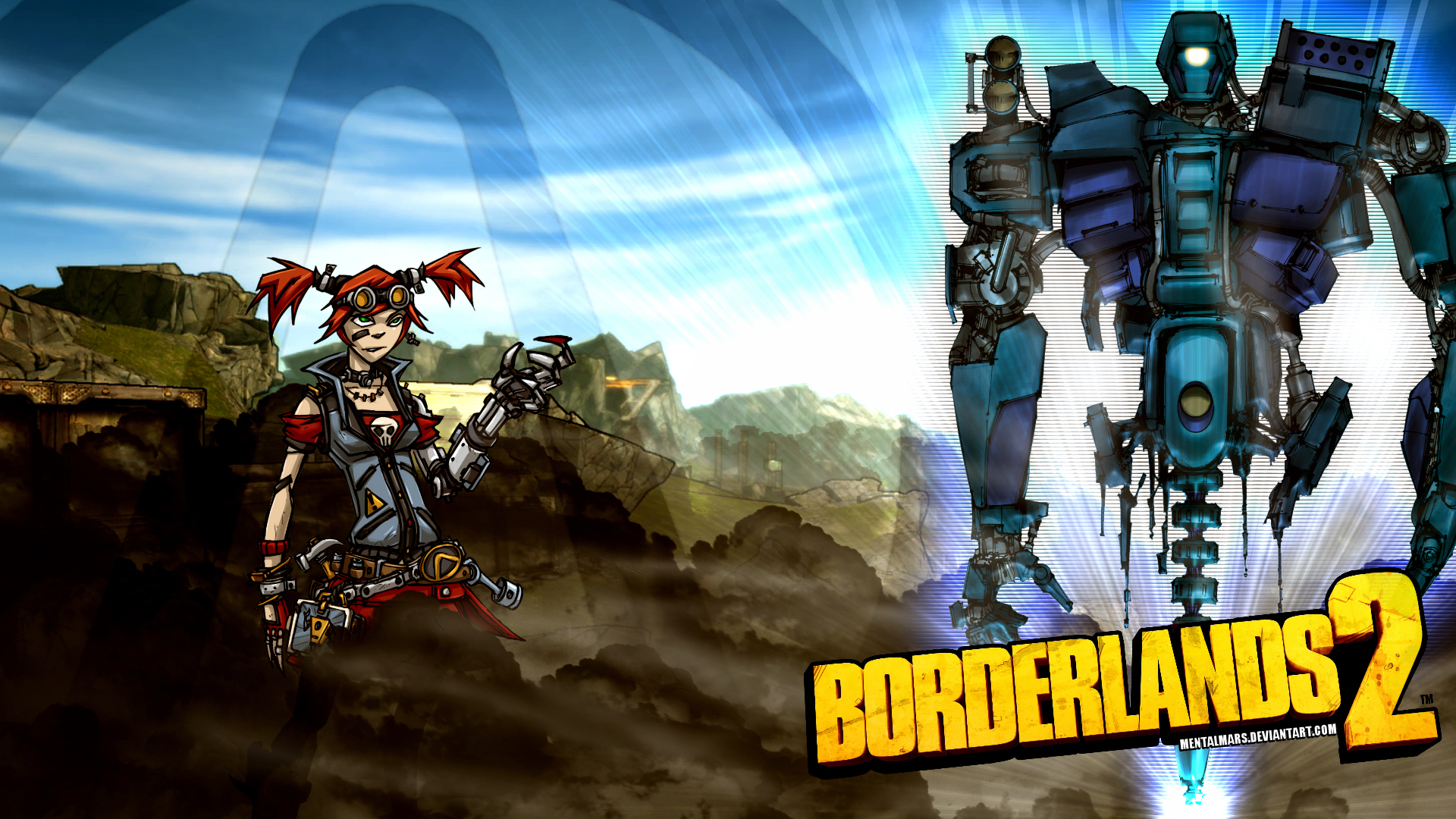 Borderlands 2 DLC Has Been Named