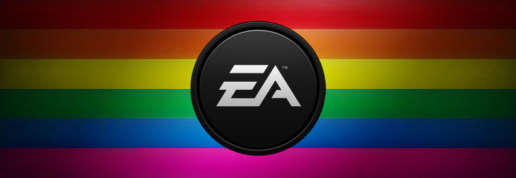 Gaymercon Gains EA's Backing