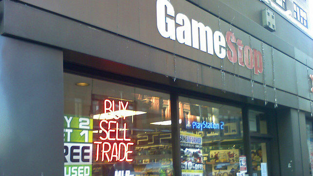 Gamestop: Used Games Are Still Important