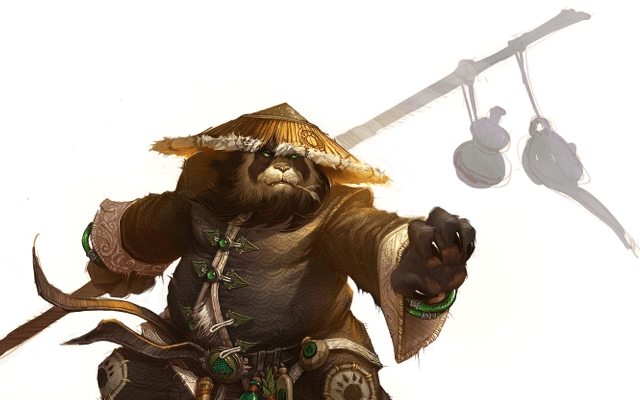 Win A Mists of Pandaria Beta Key Today on Leviathyn