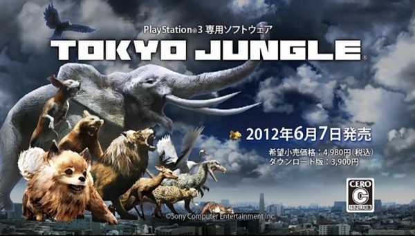 So, Tokyo Jungle Might Be The Greatest Game Ever Made…